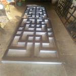 供应型材铝格栅|铝格栅窗花