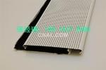 木紋c型鋁條扣85衝孔鋁扣板廠家