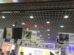 移动电信营业厅吊顶铝格栅铝扣板