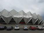 体育馆外墙造型氟碳铝单板幕墙板