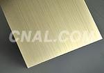 泰铝拉丝铝板 表面拉丝工艺