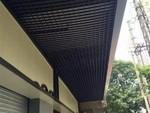 广东铝格栅吊顶,条形铝格栅吊顶
