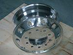 铝合金钢圈+铝钢圈