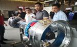 河北陆星锻造铝车轮22.5X9.0