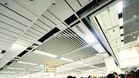 铝天花板铝条扣艺术天花造型天花