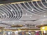 異性造型定制鋁方通吊頂天花