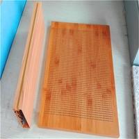 勾搭鋁蜂窩板 吊頂吸音鋁蜂窩板