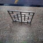 加工鋁花格-木紋鋁格柵