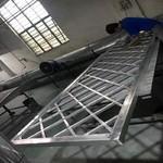 倣木紋鋁窗花廠家 專業定制鋁合金