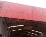 山东金属铝合金拉网板天花吊顶
