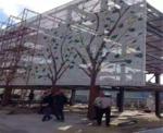 廠家木紋鋁單板粉末噴涂鋁單板