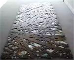 雕刻铝镂空板吊顶雕花铝单板
