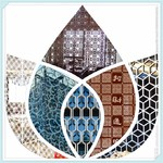 铝窗花装潢设计  专业定制  厂家直销