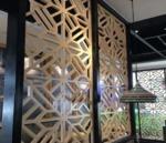 鏤空雕刻氟碳鋁單板外�棖y型雕刻