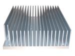 定制擠壓工業鋁型材散熱器鋁型材