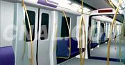 軌交專用型材、地鐵型材、輕軌型材、高鐵鋁型材