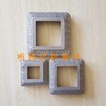 全鋁護欄配件-正方形鋁蓋