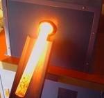 圓鋼中頻透熱爐、圓鋼中頻鍛造爐