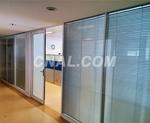 青岛玻璃隔断设计安装