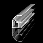 倍速链型材 独轮车踏板 卷帘门型材