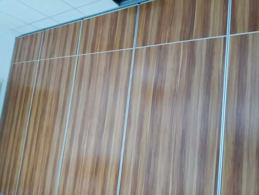 长沙铝合金边框酒店活动隔断屏风厂