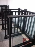 佛山鋁合金安全護欄|快裝式護欄