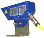 受电弓检测高频率激光测距传感器