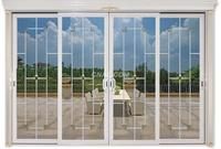 吊趟門鋁合金型材|吊趟門的特點|吊趟門鋁型材廠家|吊趟門係列