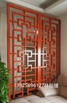 木紋型材焊接造型鋁窗花廠家