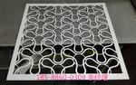 ?專業加工定制鏤空雕花鋁單板規格