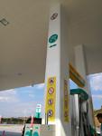 加油站铝圆角型材厂家批发价格