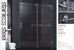 浴室门简易置物架淋浴房货架厂家
