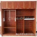 全鋁衣櫃廚櫃材料 木紋家具鋁型材