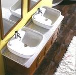 太空鋁浴室櫃組合 鋁合金型材