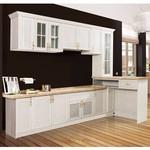 全铝橱柜材料 铝合金柜体家具型材