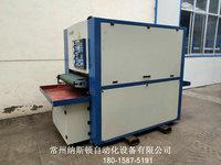 铝板直纹拉丝主导者张浦自动拉丝机
