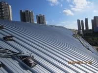 廠家直供九江鋁鎂錳板新型建築用材