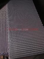 廣東吊頂鋁網板,異型金屬網板定制