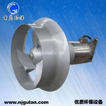 優質南京古藍 鑄件式潛水攪拌機QJB