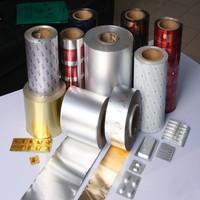 药用包装铝箔膜 医用包装膜产地