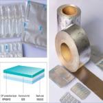 糖果 食品泡罩包裝 易戳破鋁箔膜