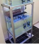 南京鴻發定制魚缸框架