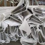 廠家開模定制電器散熱片鋁型材
