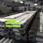 喷砂氧化铝管 6063铝管 挤压铝管厂