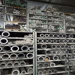 噴砂鋁管 10*1.5mm鋁圓管