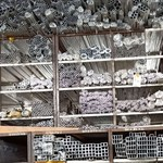 装饰铝方管5083铝棒(市场行情)