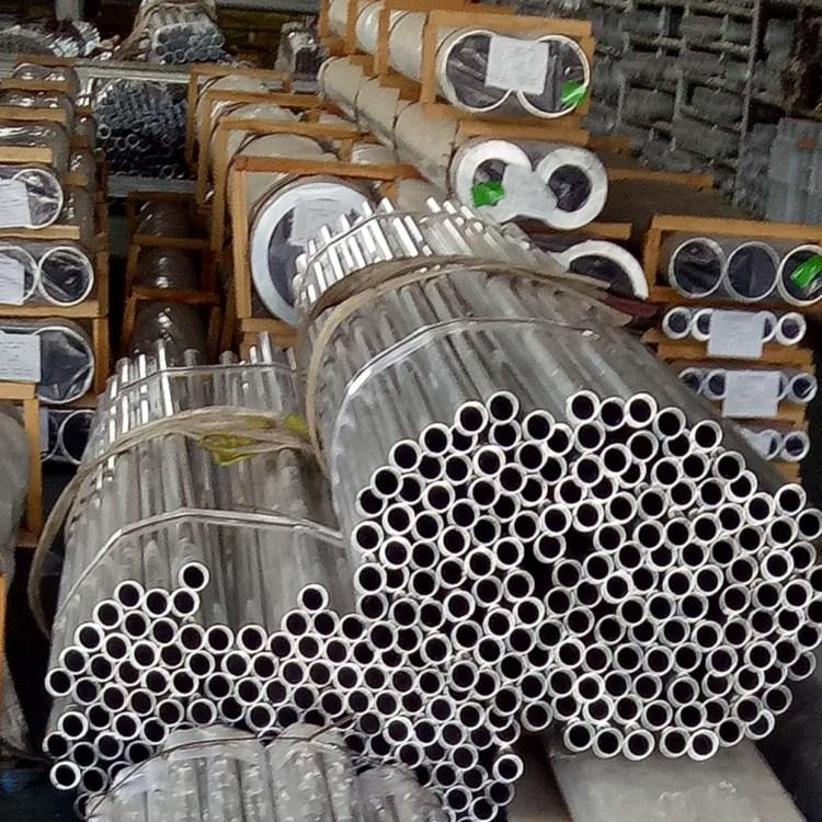 铝盘管大口径铝管南帛万永州铝管提货