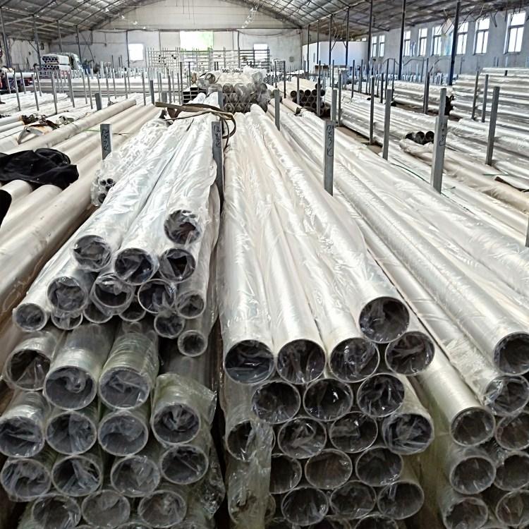 酒泉厚壁鋁管雙向擠壓鋁管南帛萬鋁管價格