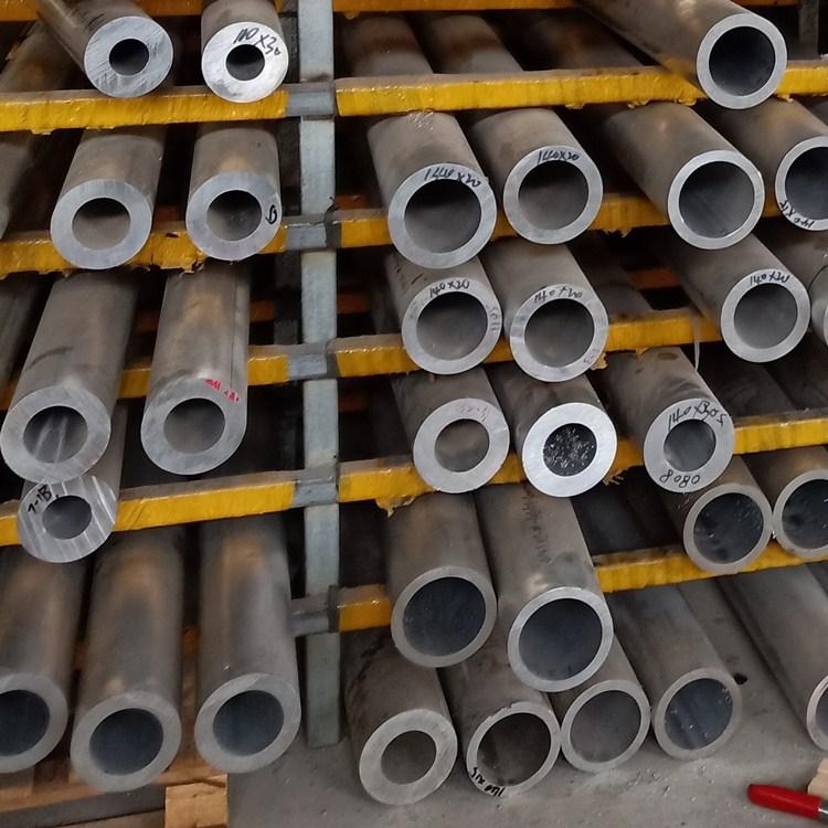 呼倫貝爾7A04鋁管 噴涂鋁管 批發零售