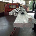 克孜勒直角鋁排匯流鋁排南帛萬鋁排母線